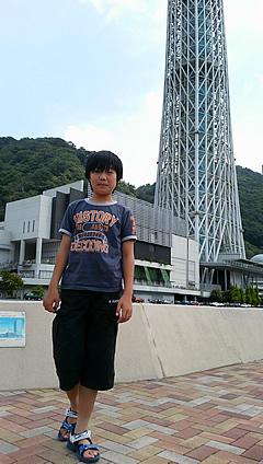 東京スカイツリータウンで
