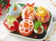 クリスマス★手まり寿司のレシピへ